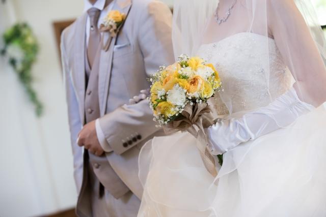 コロナ禍で結婚意識高まる
